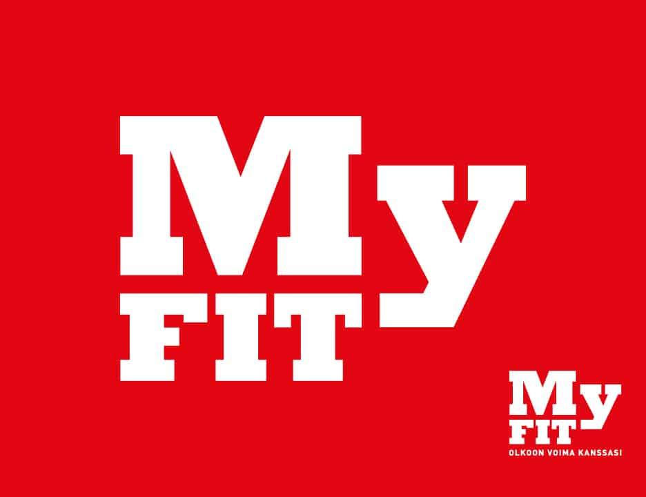MyFit, kuntosaliketju – Olkoon voima kanssasi