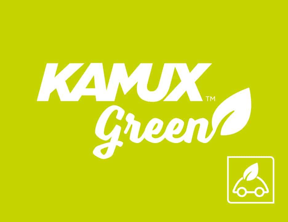 Kamux Green, vähäpäästösten autojen osasto