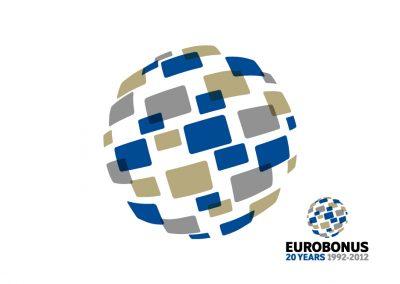 Eurobonus juhlavuosi, kulta, hopea ja basic kortilla pisteet lennoista