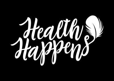 Health Happens logo