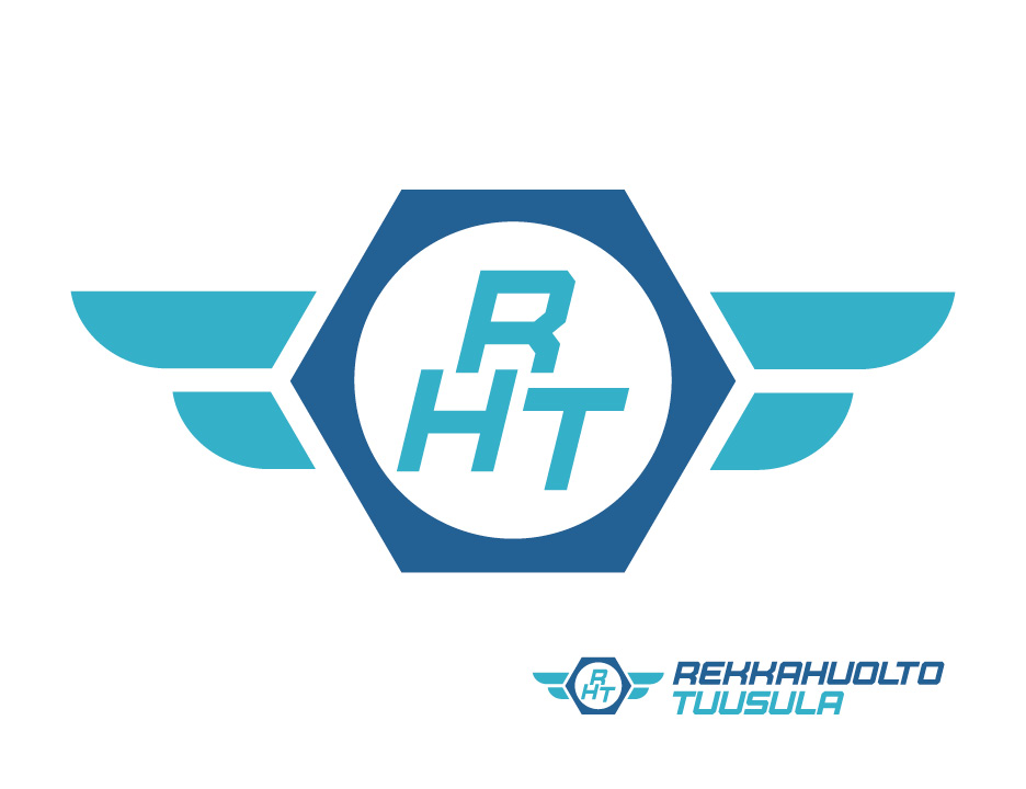 Rekkahuolto Tuusula logo